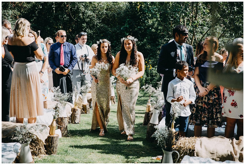 Hampshire Outdoor Wedding