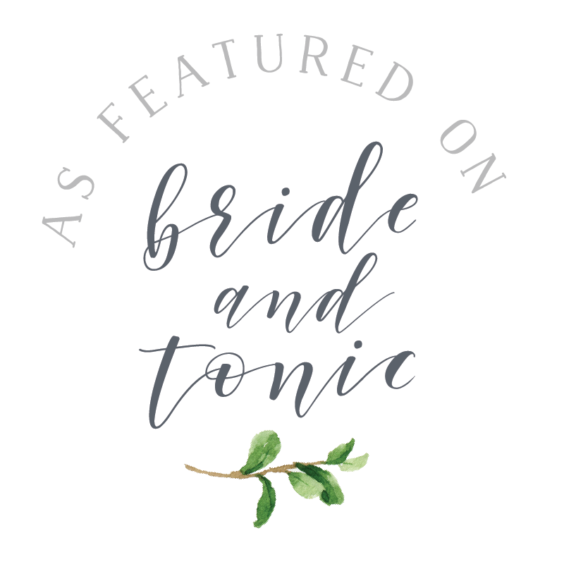 BrideandTonic