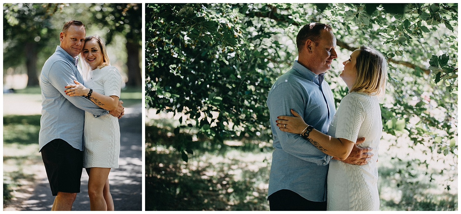 Greenwich Park Engagement