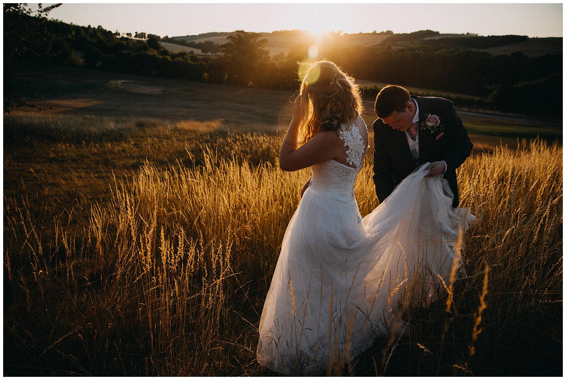 Reigate Wedding