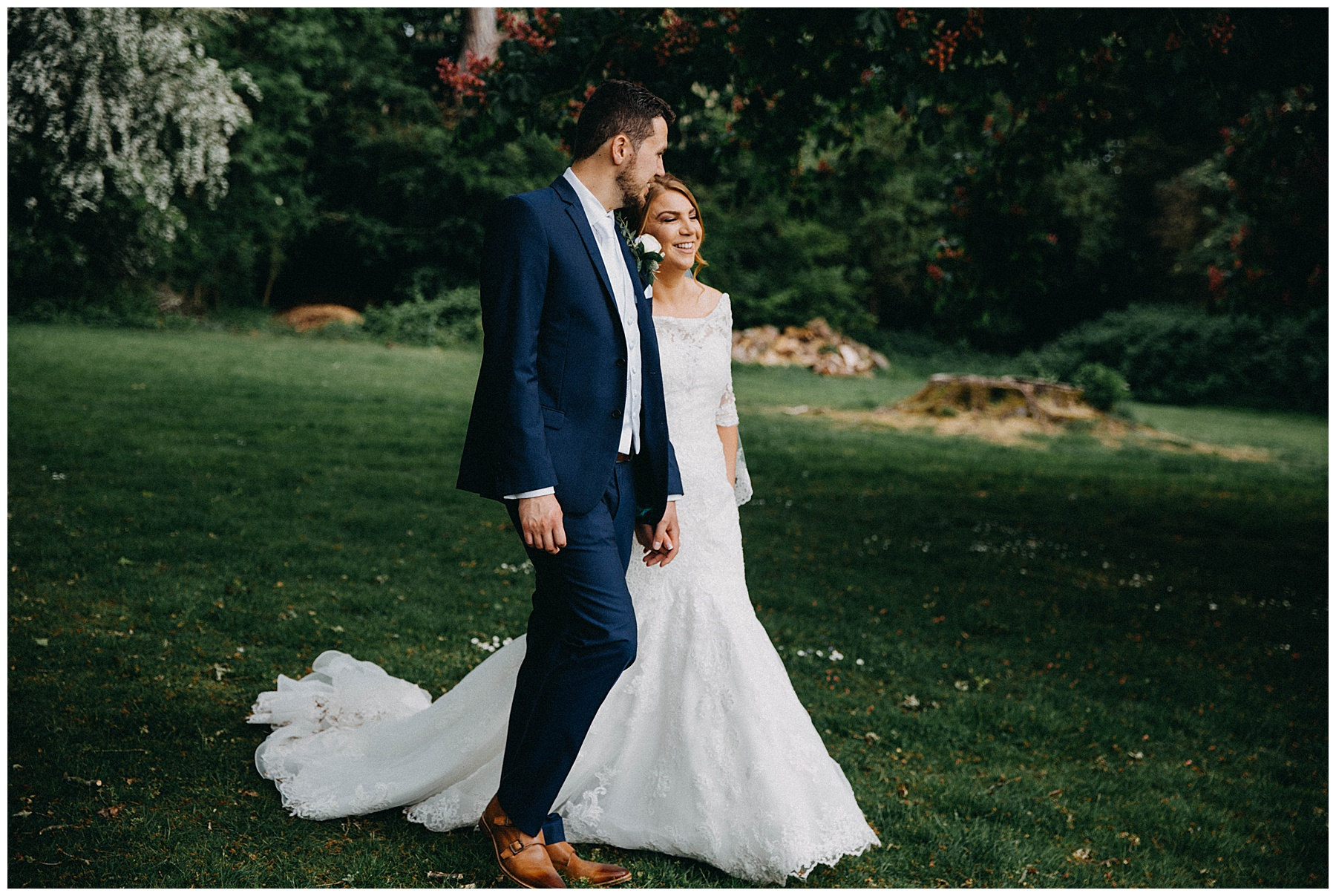 Woodlands Park Wedding